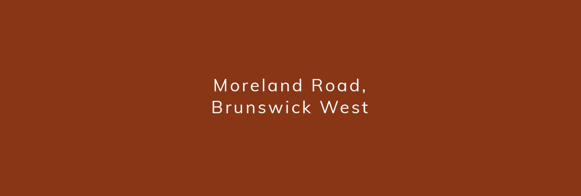 Moreland-road